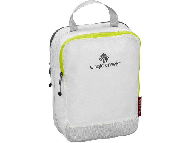 Eagle Creek Pack-It Specter Clean Dirty Sacoche S, white/strobe